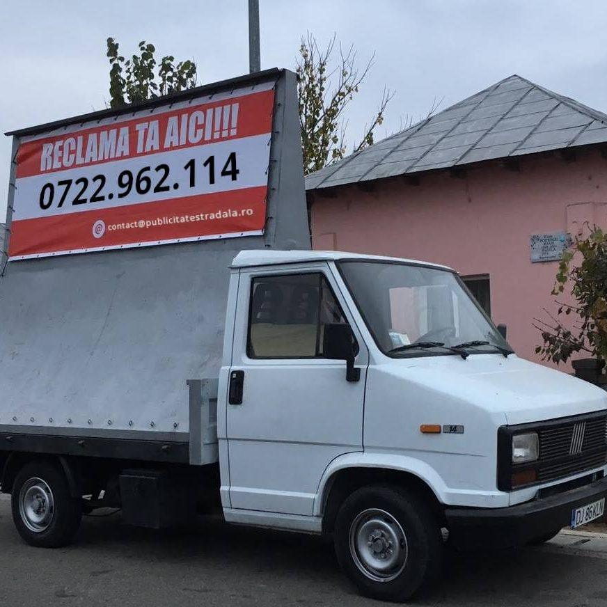 Publicitate mobila Craiova